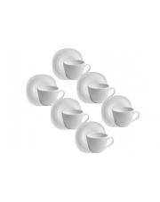 Piękny zestaw kawowy PARMA - 12 elementów w sklepie Dedekor.pl