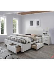 Przepiękne łóżko BRAVIA - eco skóra w sklepie Dedekor.pl