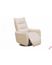 Komfortowy recliner MIDAL eco skóra w sklepie Dedekor.pl