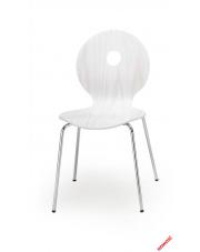 Stylowe krzesło RODI białe w sklepie Dedekor.pl