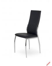 Komfortowe krzesło OTTO czarne w sklepie Dedekor.pl