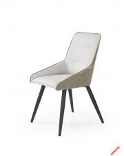Ciekawe krzesło DIMMI - eco skóra w sklepie Dedekor.pl
