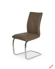 Stylowe krzesło MILDO cappuccino w sklepie Dedekor.pl