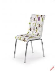 Wielobarwne krzesło SANTOS w sklepie Dedekor.pl