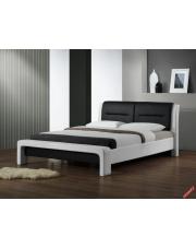 Stylowe łóżko MARIENE - eco skóa w sklepie Dedekor.pl