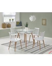 Modny stół TACOS - drewniany w sklepie Dedekor.pl
