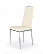 Tapicerowane krzesło do jadalni w sklepie Dedekor.pl