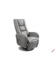 Komfortowy recliner MIDAS - funkcja masażu  w sklepie Dedekor.pl