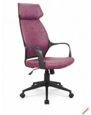 Fantastyczny fotel gabinetowy ORTUS - różowy w sklepie Dedekor.pl