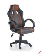 Komfortowy fotel DIXIE - eco skóra w sklepie Dedekor.pl