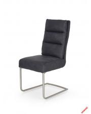Komfortowe krzesło ANDREO - czarne w sklepie Dedekor.pl
