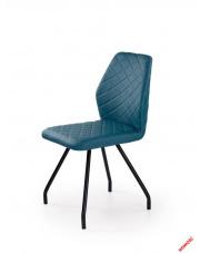 Modne krzesło RAFAELLO - turkus w sklepie Dedekor.pl