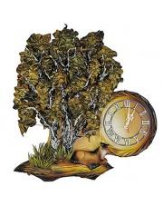 Zegar Ścienny Drzewo Brzoza 45.ZE