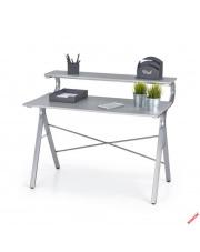 Znakomite biurko LAOS - popielate w sklepie Dedekor.pl