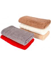 Ręcznik ecru Ernesto 70x140 w sklepie Dedekor.pl