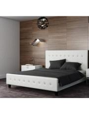 Komfortowe łóżko LAURO - 140x200 cm w sklepie Dedekor.pl