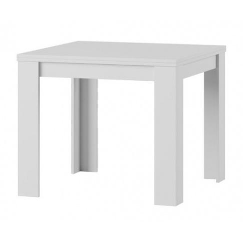 Stół rozkładany biały 90x90 cm w sklepie Dedekor.pl