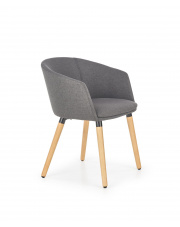 Wygodne krzesło Malta popiel w sklepie Dedekor.pl