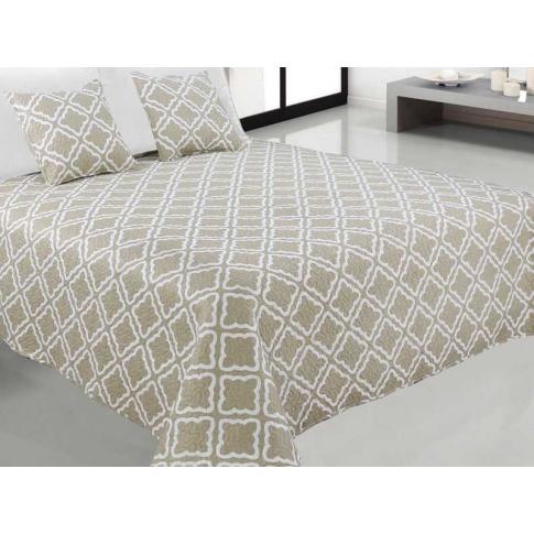Dwustronna Narzuta na łóżko kapa  Stone 2 rozmiary w sklepie Dedekor.pl