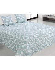 Dwustronna Narzuta na łóżko kapa BLUE 2 rozmiary w sklepie Dedekor.pl