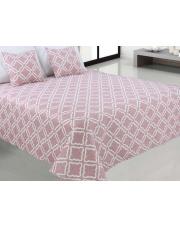 Dwustronna Narzuta  na łóżko kapa ROSE 2 rozmiary