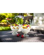 Pucharek do deserów lodów na nóżce 400 ml w sklepie Dedekor.pl