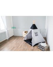 Namiot dla dzieci szary  w sklepie Dedekor.pl