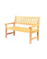Drewniana ławka ogrodowa 3 osobowa w sklepie Dedekor.pl