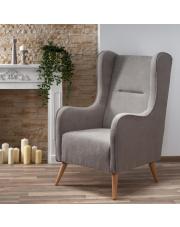 Wypoczynkowy fotel CHESTER z podłokietnikami w sklepie Dedekor.pl