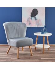 Piękny fotel LANISTER w stylu vintage w sklepie Dedekor.pl