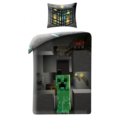 Pościel dla chłopca Minecraft  w sklepie Dedekor.pl