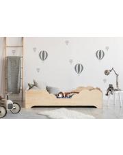 Łóżko drewniane dziecięce chmurka 2