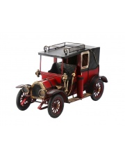 Dekoracyjny model samochodu metalowy 33x14x20
