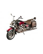 Metalowy model motocykla 39,5x15,5x21