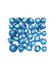 Kamienie dekoracyjne niebieskie
