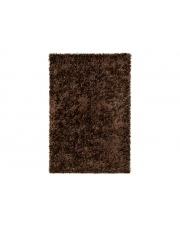 Dywan Shaggy Polyester brown 110/170cm