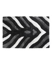 Dywan 3D Cabana 104 grey black 160/220cm