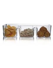Salaterka 3 dzielna Glasmark 19g00