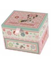 Pudełko dla dziewczynki Minnie lusterko