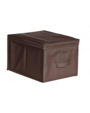 Pudełko brązowe York 25cm