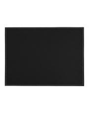 Prostokątna podkładka na stół 30x40 czarna w sklepie Dedekor.pl