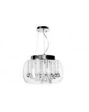 Kryształowa wisząca lampa ozdobna Kryształ
