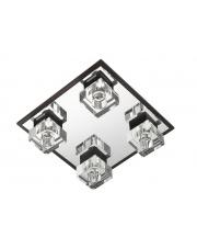 Plafon Crystal/Wenge drewniany w sklepie Dedekor.pl