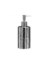 Ceramiczny dozownik łazienkowy Silver 19x7x7 w sklepie Dedekor.pl