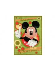 Akrylowy dywan Myszka Miki Club House 160x230 prostokątny