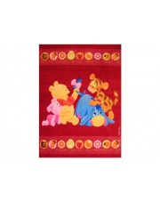 Prostokątny dywan dla dzieci Baby 160x230 akryl