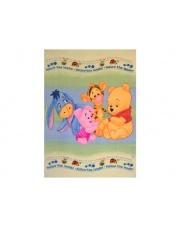 Dziecięcy dywan akrylowy Baby 160x230 prostokątny