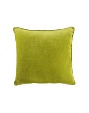 Dekoracyjna poduszka kwadratowa Velvet 45x45 zielona w sklepie Dedekor.pl