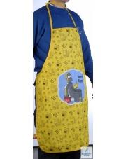 Simpsons fartuch i rękawica do Bbq 1500195 w sklepie Dedekor.pl