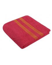 Bawełniany ręcznik Viva 50x90 różowy w sklepie Dedekor.pl
